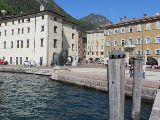 The charm in center in Al Lago apartments - Riva Del Garda vacation rentals
