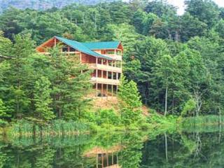 Gorgeous Cabin with Internet Access and DVD Player - Pigeon Forge vacation rentals