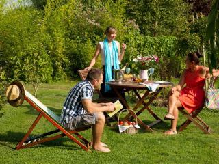 Roulotte avec piscine chauffée, Hammam Sauna & Spa - Soissons vacation rentals