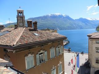In front of the Lake Al Lago Apartments - Riva Del Garda vacation rentals