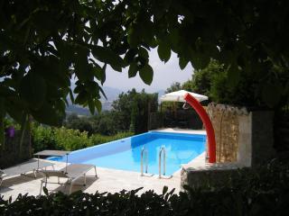 Villa con piscina privata e giardino - Palata vacation rentals
