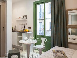 Cozy studio heart of Born free wifi - Barcelona vacation rentals