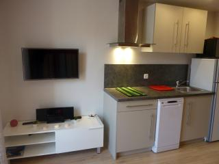 Nice 1 bedroom Cerbere Condo with Dishwasher - Cerbere vacation rentals
