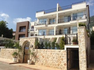 Central Kalkan apartment with own plunge pool - Kalkan vacation rentals