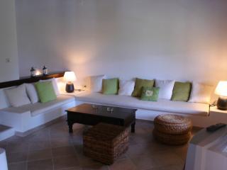Beachfront 2-bedroom Villa at Vromolimnos Beach - Vromolimnos vacation rentals