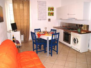 Bright 1 bedroom Apartment in Imperia with Television - Imperia vacation rentals
