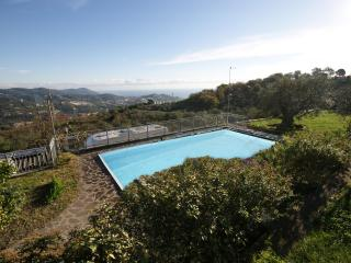 SEA VIEW APARTMENT WITH POOL | AP112 - Poggi vacation rentals