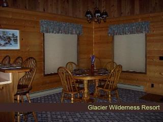 Cabin 4 - Glacier Wilderness Resort - West Glacier vacation rentals