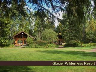Cabin 1 - Glacier Wilderness Resort - West Glacier vacation rentals