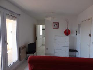 Studio confortable 25m² grande terrasse 20m² - Canet-Plage vacation rentals