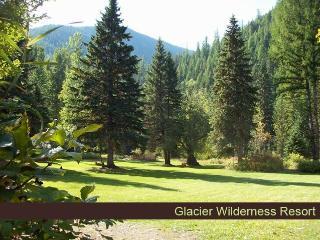 Glacier Wilderness Resort Cabin # 6 - West Glacier vacation rentals