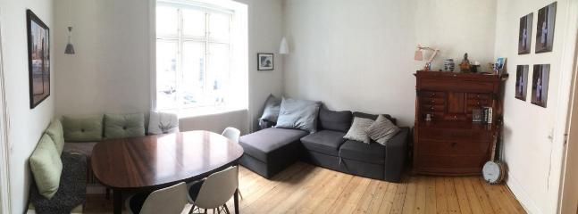 Strandparksvej Apartment - Lovely bright Copenhagen apartment near harbor area - Copenhagen - rentals