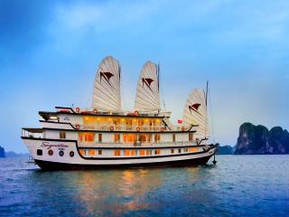 Signature Halong Cruise 2 days 1 night - Halong Bay vacation rentals