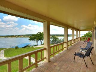 Wonderful Lake Home with Spectacular 180 degree views of Main Lake Travis - Briarcliff vacation rentals