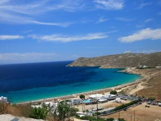 Luxurious house in Mykonos, Elia - Elia Beach vacation rentals