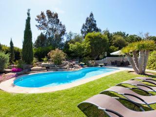 Vivenda Jacaranda - 3 bedrooms, Idyllic setting with beautiful mature gardens and great views - Lagoa vacation rentals