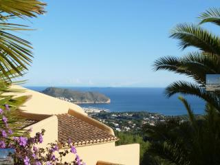 ViSol - exceptional sea views - Moraira vacation rentals