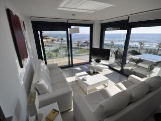 Exclusive 3 bed apartment with panoramic sea views - Punta Prima vacation rentals