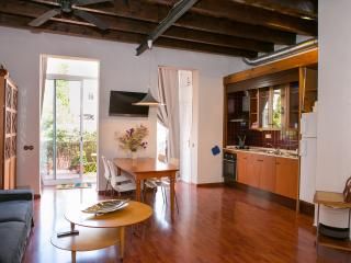 Amazing loft up to 4 people. Private Terrace - Barcelona vacation rentals