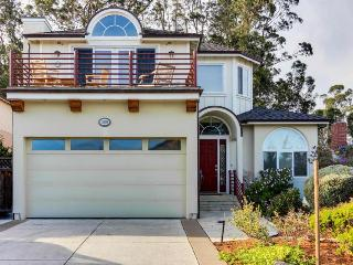 Two story, dog-friendly home - just seconds to the ocean! - Santa Cruz vacation rentals