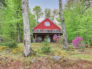 Retreat w/ dock & stunning lake views, only 45 minutes from Bar Harbor - Dedham vacation rentals
