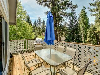 Rustic two-story mountain cabin for 7 w/ hot tub - Big Bear Lake vacation rentals