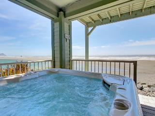 Dog-friendly oceanfront home with private hot tub & unbeatable views - Gold Beach vacation rentals