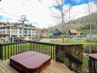 Ski-in/out condo w/private hot tub & in-home steam room/sauna! - Telluride vacation rentals