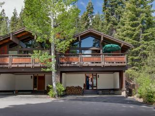 Two private beaches, a shared heated pool, and on-site tennis & saunas! - Tahoe City vacation rentals