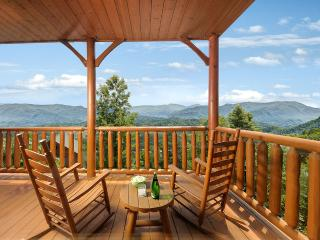 Shiloh's Rest Smoky Mountain Cabin - Sevierville vacation rentals