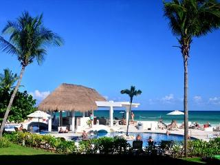 Oceanfront with pool 2 bedroom in Xaman Ha (XH7005) - Playa del Carmen vacation rentals