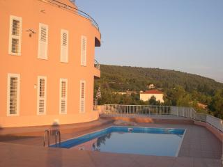 Elegant apartment in the private villa by the sea - Slatine vacation rentals