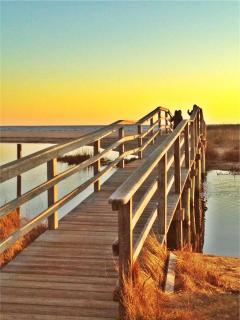 Walk to Ridgevale Beach - Central AC - New in 2015 - West Chatham vacation rentals