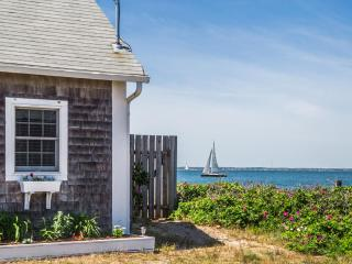 LEHNP - Beach Front East Chop Cottage,  Spectacular Views,  Perfect Getaway Cottage for two - Oak Bluffs vacation rentals