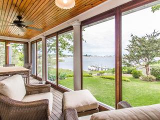 MILLH - Impeccable Lagoon Waterfront Cottage, Designer Details, Gorgeous Views - Vineyard Haven vacation rentals