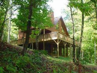 New River Cabin With Hot Tub, Pool Table, Fire Pit, WiFi! Lower Summer Rates! - West Jefferson vacation rentals