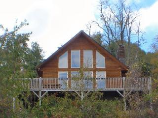 """ABOVE IT ALL"" Majestic Panoramic  Views!  Memorial Day Weekend Available! - Grassy Creek vacation rentals"