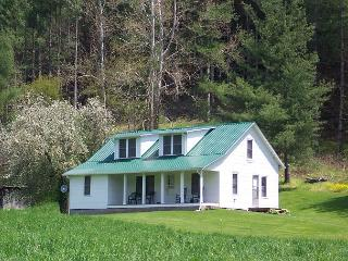 Farmhouse with 180 Acres On New River - Spend Autumn On The River - Crumpler vacation rentals
