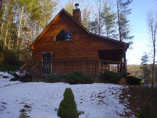 Charming Log Cabin In The Mountains - President's Day Weekend Avail! - Fleetwood vacation rentals