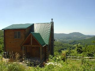 Breathtaking Views - Enjoy Cool Mountain Breezes! Lower Summer Rates! - West Jefferson vacation rentals