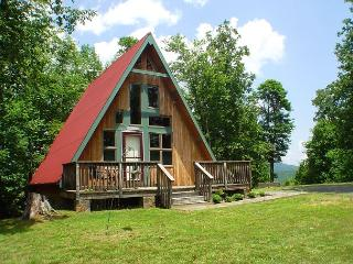 Romantic Retreat with Hot Tub, Fire Pit, Mtn Views & WiFi! Lower Summer Rates - Lansing vacation rentals