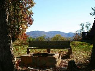 Romantic Retreat with Bubbling Hot Tub, Mountain Views, Fire Pit,  & WiFi! - Lansing vacation rentals