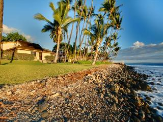 20-4 Charming Oceanfront Unit in Puamana - Lahaina vacation rentals