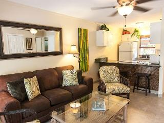 71-3 Secluded lanai is a great feature of this lovely one bedroom  in Puamana - Lahaina vacation rentals