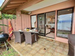 Very Private Ocean Front Townhouse  ROMANTIC - Lahaina vacation rentals