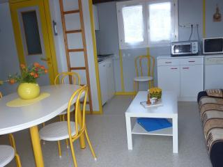 Bright Chalet with High Chair and Kettle - Thiezac vacation rentals