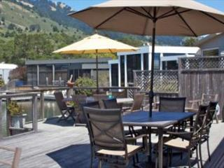 Lagoon home less than a half mile from the beach. - Stinson Beach vacation rentals