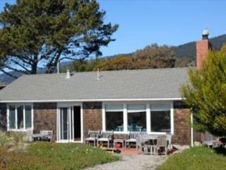 Oceanfront Home in the gate guarded community of Seadrift - Stinson Beach vacation rentals