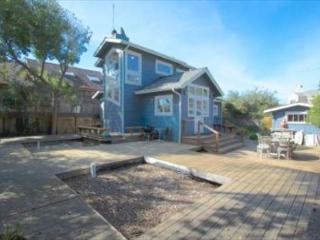 Charming beach cottage w/ views of the ocean from the second story - Stinson Beach vacation rentals