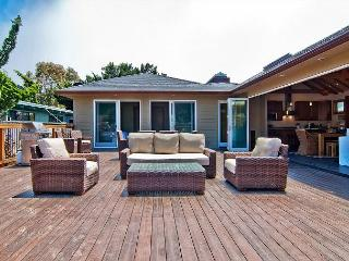 New construction home with large deck on Seadrift Lagoon - Stinson Beach vacation rentals
